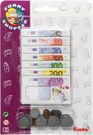 Ігровий набір Simba Гроші Євро 98 банкнот 40 монет 4 528 647