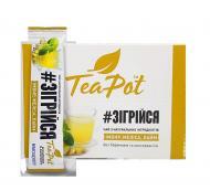 Чай імбирний TeaPot концентрований у стіках
