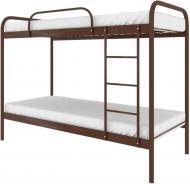 Ліжко Фабіо Дуо 90x200 см коричневий