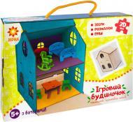 3D-конструктор Зірка Іграшковий будиночок із меблями 90447