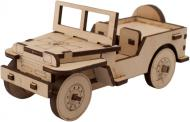 3D-конструктор Зірка Джип Віліс 91124 91124