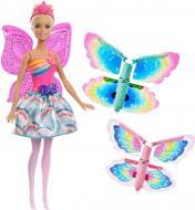 Кукла Barbie Фея Летающие крылышки FRB08