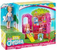 Ігровий набір Barbie Будиночок на дереві Челсі FPF83