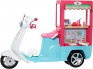 Игровой набор Barbie Фургончик-бистро FHR08