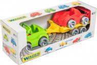 Набор авто Wader Kid Cars Sport Кабриолет и Гонка 3 элемента (39542)