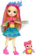 Кукла Enchantimals Попугайчик Пикки FJJ21