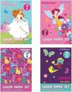 А4 16 аркушів 8 кольорів CF05280-09 Cool For School