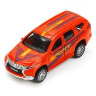 Автомодель Технопарк Mitsubishi Pajero Sport (PAJERO-S-SPORT)