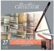Набір олівців Creativo 27 шт. Cretacolor