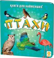 Розвиваюча книжка Зірка Птахи 70629