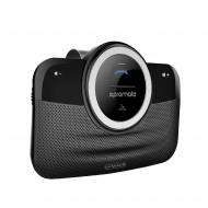 FM-трансмітер Promate Bluetooth гучний зв'язок CarMate-8 Black