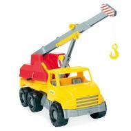 Автомобиль Wader City Truck Кран в коробке (39366)