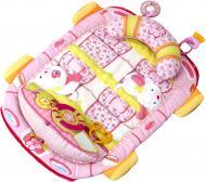 Розвиваючий килимок Bright Starts Рожевий автомобіль 8819