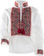 Вишиванка дитяча Vesnushka р. 128 білий 90544