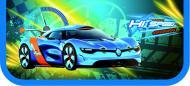 Пенал шкільний Racing A6 6010 CF32004-01 Cool For School синій
