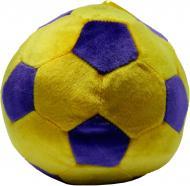 Мягкая игрушка Копица Мяч разноцветный 18 см