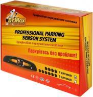 Паркувальний радар DR.MAX 10-15 В, 3,5 ВТ, 50 ДБ (4 датчики)