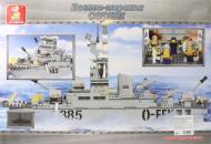 Конструктор Sluban Корабель M38-B0126 ODM00914