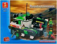 Конструктор Sluban Позашляховик M38-B0136 ODM12119