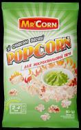 Попкорн Mr'Corn зі смаком васабі для МХП 90г 4820183270764