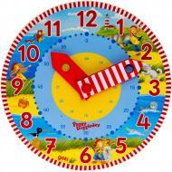 Часы деревянные GoKi Изучаем время 58526