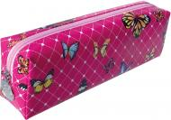 Пенал Butterfly CF85976-01 Cool For School рожевий з малюнком