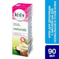 Хіт Крем для депіляції Veet з маслом Ши для нормальної і сухої шкіри 90 мл be86bade7a836