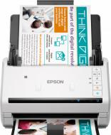 Сканер EPSON WorkForce DS-570W (B11B228401)