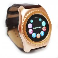 Умные часы Smart Watch UWatch 912 Brown (hub_np2_0393)
