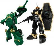 Набор X-bot Роботы-трансформеры Танк и Воин 15 см 82010R