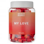 Баночка с записками Bene Banka My Love (англ.) BB03EN
