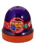Лизун-антистресс MiC Crunchy Slime Виноград 120 г (80083)