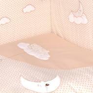 Комплект постільної білизни Верес Sleepyhead 6 предметів бежевий 213.01