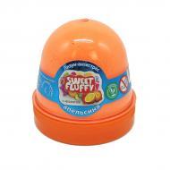 Лизун-антистресс MiC Sweet fluffy Апельсин 120 мл (80070)