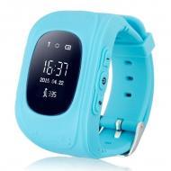 Смарт-часы с GPS Smart Baby Watch Q50-PLUS Голубой