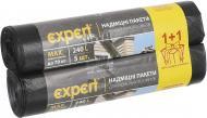 Мешки для строительного мусора Expert суперкрепкие 240 л 10 шт.