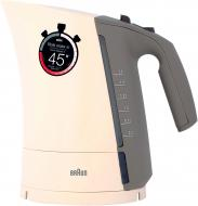 Електрочайник Braun WK300 cream