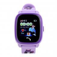 Детские смарт-часы Skmei DF25 Purple BOX (DF25BOXPP)