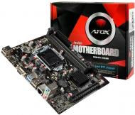 Материнська плата AFOX IB75-MA5 (Socket 1155, Intel B75, mini ATX)