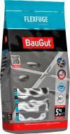 Фуга BauGut flexfuge 113 5 кг темно-серый