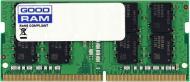 Оперативна пам'ять GOODRAM SODIMM DDR4 4 GB (1x4GB) 2133 MHz (GR2133S464L15S/4G)