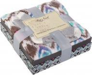 Набір Diamonds: шкарпетки + плед 127x152 см різнокольоровий La Nuit