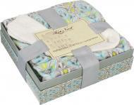 Набір Damask: носки + плед 127x152 см різнокольоровий La Nuit