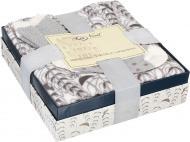 Набір Wheat: носки + плед 127x152 см різнокольоровий La Nuit