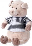 Мягкая игрушка Same Toy Свинка в тельняшке 18 см THT716