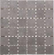 Плитка Cersanit Сіті Скверс мозаїка сіра 29,8x29,8