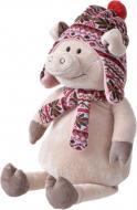 Мягкая игрушка Same Toy Свинка в шапке 48 см THT719