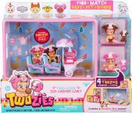 Игровой набор Twozies S1 Тележка с мороженым 57015