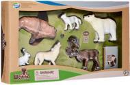 Обучающий игровой набор Wenno с QR-картой Животные Арктики (WAC1701)