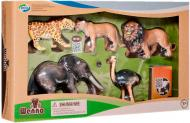Обучающий игровой набор Wenno с QR-картой Животные Африки (WAF1701)